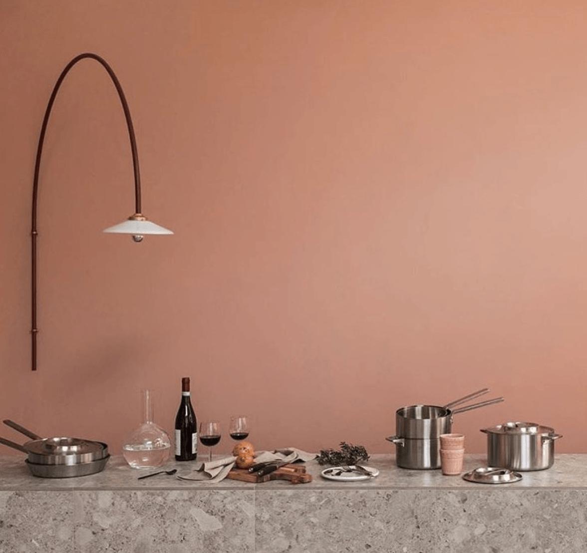 interieur-interior-keuken-kitchen-pink-roze-natuursteen-natural stone-muller van severen