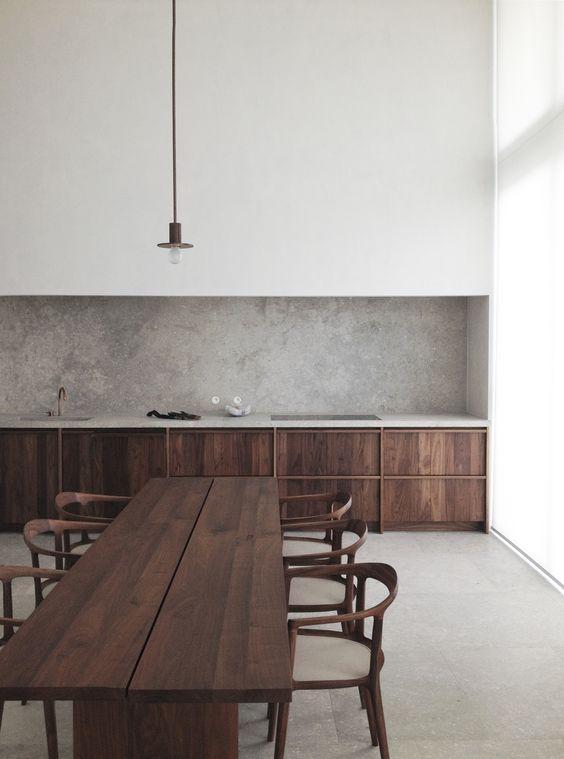 interieur-interior-kitchen-keuken-warm hout-warm wood-wenge-marble-natuursteen