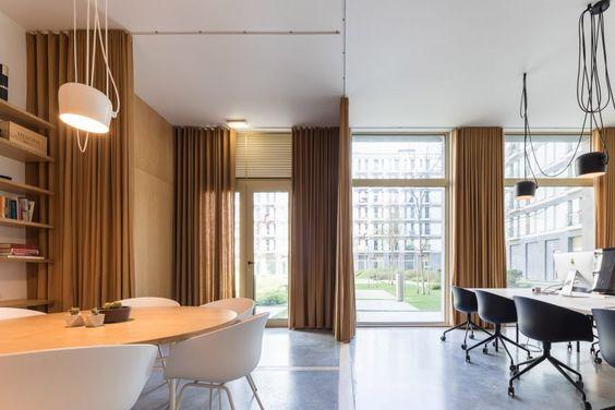 office-kantoor-restaurant-bar-beton-concrete-industrieel-industrial-wood-hout