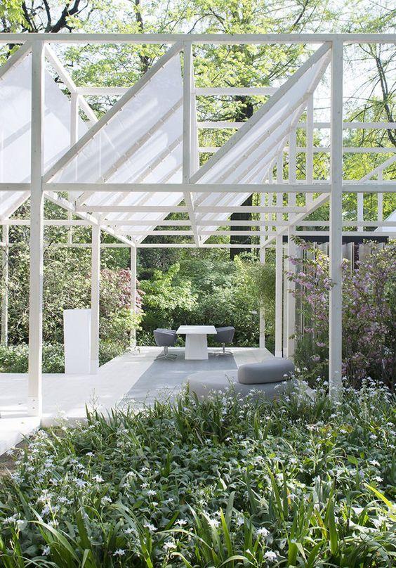 tuin-garden-pergola doeken-oase-rustig
